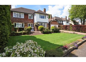 Thumbnail 4 bed detached house for sale in Thornhill Park, Sutton Coldfield