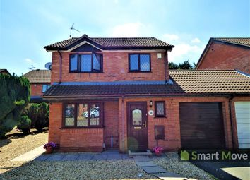 Thumbnail 3 bedroom detached house for sale in Kendal Close, Peterborough, Cambridgeshire.