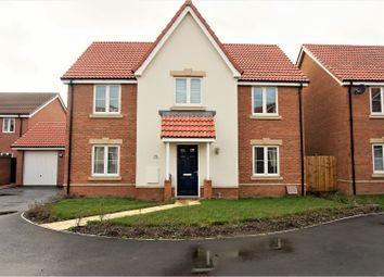 Thumbnail 4 bed detached house for sale in Parsonage Road, Trowbridge