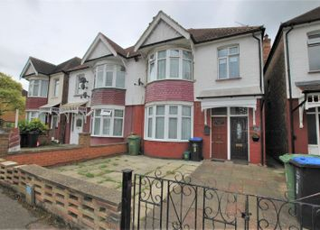 Thumbnail Maisonette to rent in Norton Road, Wembley, Middlesex