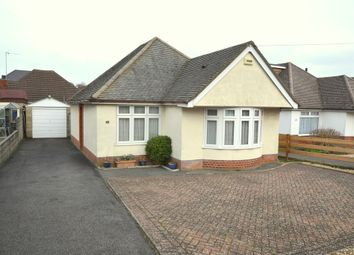 Thumbnail 2 bedroom detached bungalow for sale in Sylvan Road, Parkstone, Poole