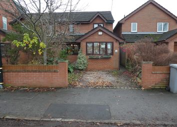 4 bed semi-detached house for sale in Brooks Road, Old Trafford, Manchester. M16