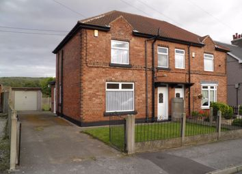 Thumbnail 3 bed semi-detached house to rent in Sycamore Road, New Ollerton, Newark, Nottinghamshire