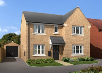 "Thumbnail 4 bed detached house for sale in ""The Allerthorpe"" at Holly Drive, Hessle"