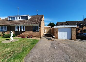 Thumbnail 3 bed semi-detached house for sale in Partridge Close, Kingsthorpe, Northampton