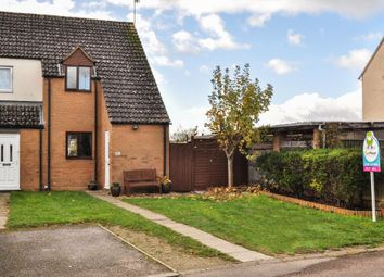 Thumbnail 2 bed end terrace house for sale in Beverstone Road, South Cerney, Cirencester
