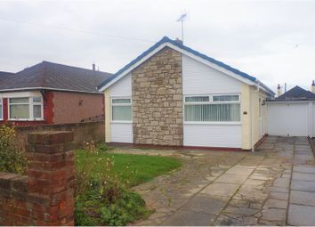Thumbnail 3 bed detached bungalow for sale in Bryn Cwnin Road, Rhyl