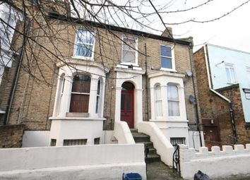 Thumbnail 1 bed flat to rent in Rushmore Road, Clapton