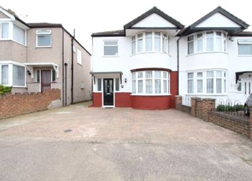Thumbnail 3 bed semi-detached house for sale in Barchester Road, Harrow Weald