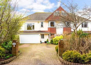 Hilltop Lane, Chaldon, Surrey CR3. 5 bed semi-detached house for sale