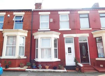 Thumbnail 3 bedroom terraced house for sale in Truro Road, Wavertree, Liverpool, Merseyside