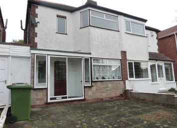 Thumbnail 2 bed semi-detached house to rent in Rangoon Road, Solihull