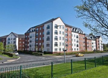 Thumbnail 1 bed flat to rent in Greenings Court, Warrington, Cheshire