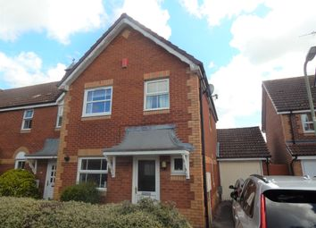Thumbnail 3 bed end terrace house for sale in Stour Close, Didcot