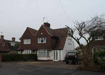 Thumbnail 4 bed semi-detached house to rent in Charnock Avenue, Wollaton Park, Nottingham
