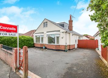 Thumbnail 4 bedroom detached bungalow for sale in Priestley Road, Bournemouth