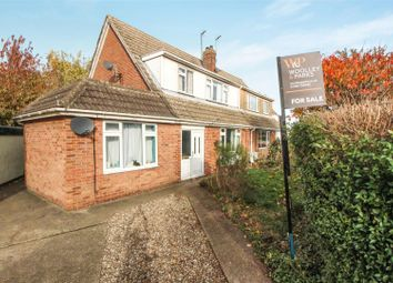 Thumbnail 4 bed semi-detached house for sale in High Stile, Leven, Beverley