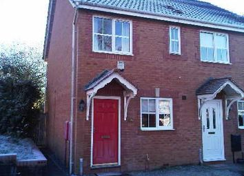 Thumbnail 2 bed terraced house to rent in Clos Ger Y Maes, Tircoed Forest Village, Penllergaer, Swansea