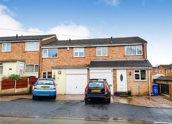 Thumbnail 3 bed end terrace house for sale in Queen Street, Burntwood, Staffordshire