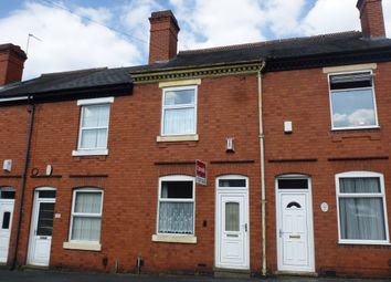 Thumbnail 3 bed terraced house for sale in Vicar Street, Wednesbury