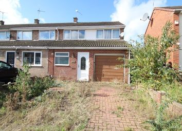 Thumbnail 3 bed property for sale in Newcomen Road, Bedworth