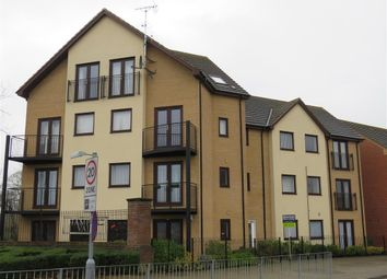 Thumbnail 2 bed flat for sale in Magistrates Road, Hampton Vale, Peterborough
