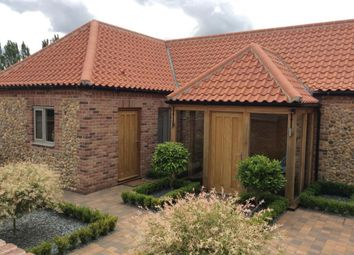 Thumbnail 3 bedroom detached bungalow to rent in The Green, Boughton, King's Lynn