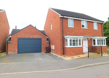 Thumbnail 3 bed detached house for sale in Netherton Close, Weston, Stafford.