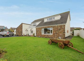 Thumbnail 4 bed detached house for sale in Wooden, Saundersfoot