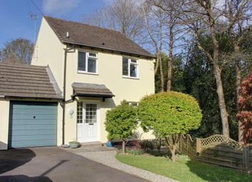 Thumbnail 4 bed link-detached house for sale in Colombelles Close, Fremington, Barnstaple