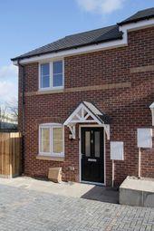 2 bed property for sale in Meadow Lane, Alfreton DE55