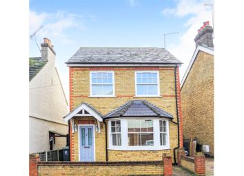 Thumbnail 3 bed detached house for sale in Cloverly Road, Ongar