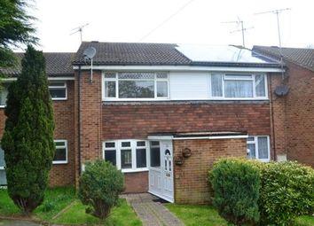 Thumbnail 3 bed terraced house to rent in Ploughmas Way, Rainham