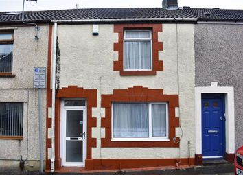 Thumbnail 2 bed terraced house for sale in Tirpenry Street, Morriston, Swansea