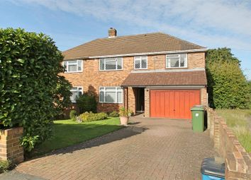 Wayside Avenue, Bushey WD23. 5 bed semi-detached house