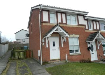 Thumbnail 2 bedroom terraced house for sale in Mcmahon Drive, Newmains, Wishaw