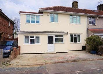 Thumbnail 4 bed semi-detached house for sale in Lindisfarne Road, Dagenham