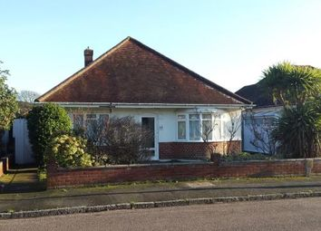 Thumbnail 3 bedroom bungalow for sale in Riversdale Road, Southbourne, Bournemouth