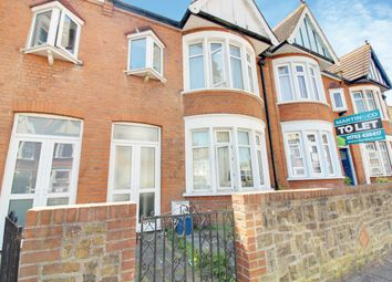 Thumbnail 3 bed terraced house to rent in Westborough Road, Westcliff-On-Sea