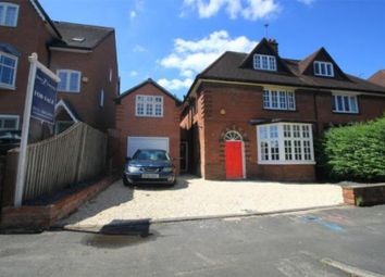 Thumbnail 2 bed flat to rent in Wentworth Road, Birmingham