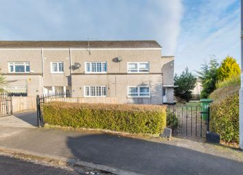 Thumbnail 2 bed end terrace house for sale in 20 Craigmuir Crescent, Glasgow