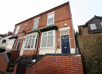 Thumbnail 6 bed end terrace house for sale in Dawlish Road, Birmingham
