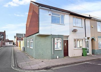 Thumbnail 2 bedroom end terrace house for sale in Byerley Road, Portsmouth, Hampshire