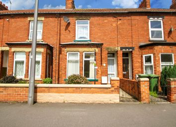 Thumbnail 3 bed terraced house for sale in Barrow Road, Barton-Upon-Humber, North Lincolnshire