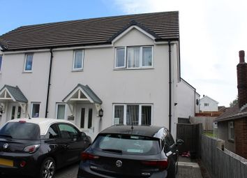 Thumbnail 3 bed semi-detached house for sale in Mynydd Newydd Road, Penlan, Swansea