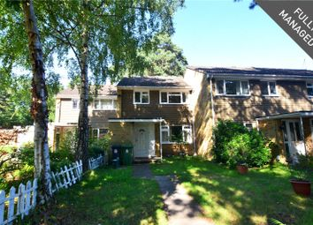 Thumbnail 3 bed terraced house to rent in Pendragon Way, Camberley, Surrey