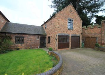 Thumbnail 3 bed mews house to rent in Lapley Hall Mews, Lapley, Stafford