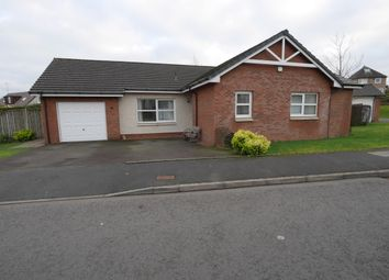 Thumbnail 3 bed detached bungalow for sale in 4 Hardthorn Meadows, Dumfries