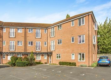 Thumbnail 2 bed flat for sale in Austwick Close, Leicester