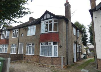 Thumbnail 2 bed maisonette to rent in St Hilda's Avenue, Ashford